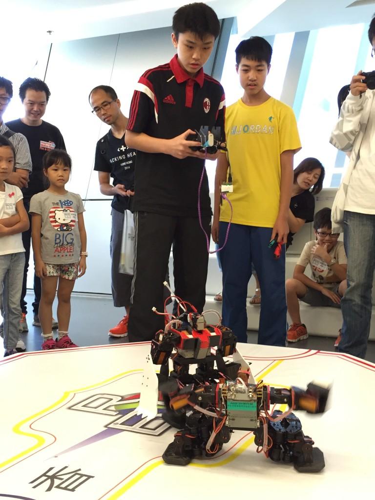 Hong Kong Robot