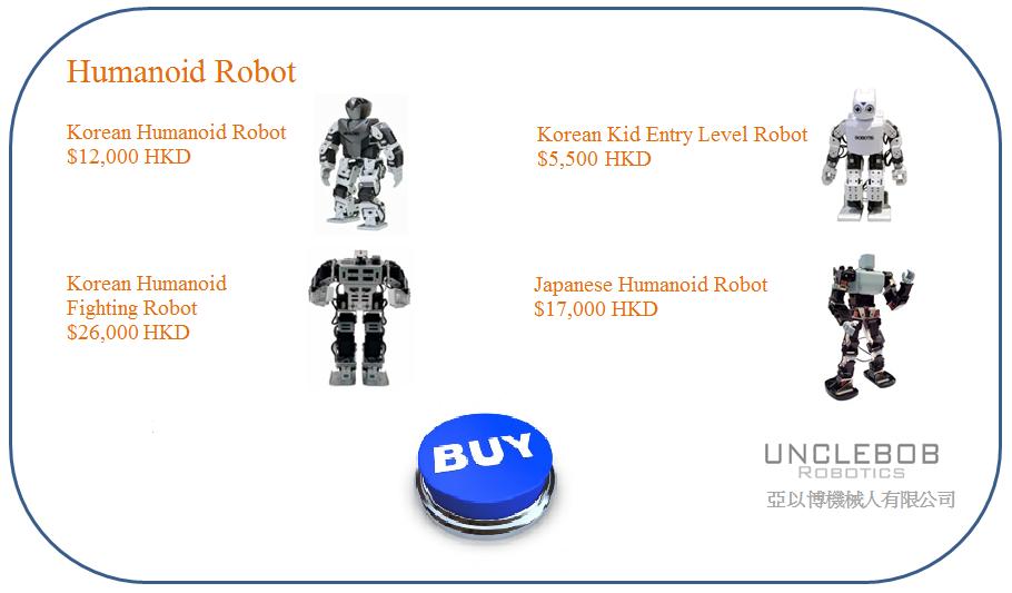 Robot Price List English